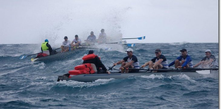 Coastal Rowing in Sanremo