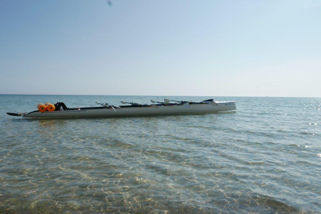 Coastal Rowing Boot